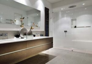 FRAMELESS GLASS SHOWER SCREEN PERTH