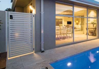 Privacy Screens & Doors