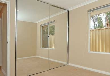 Sliding Custom Made Wardrobe Doors Perth Dialaglass