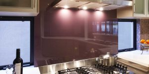 Choosing the right splashback