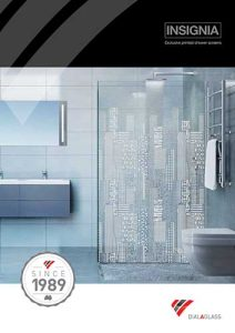 INSIGNIA SHOWER SCREENS BOOKLET DIALAGLASS