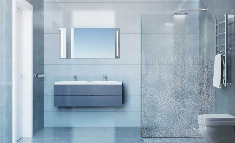 INSIGNIA SHOWER SCREENS - CONES DESIGN