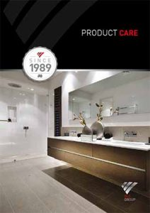 DLC GROUP Product Care Brochure Cover