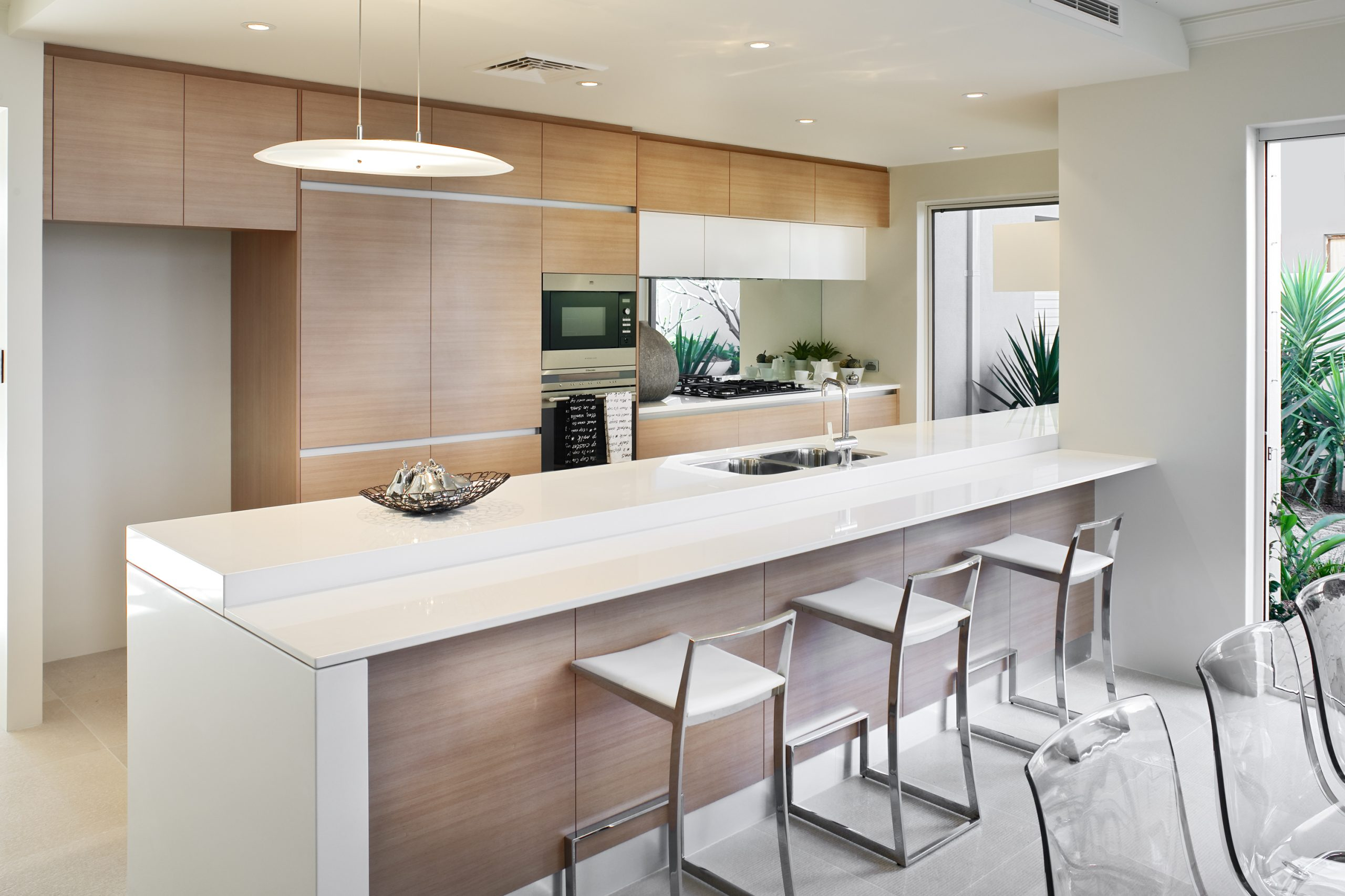 Glass Splashback Perth