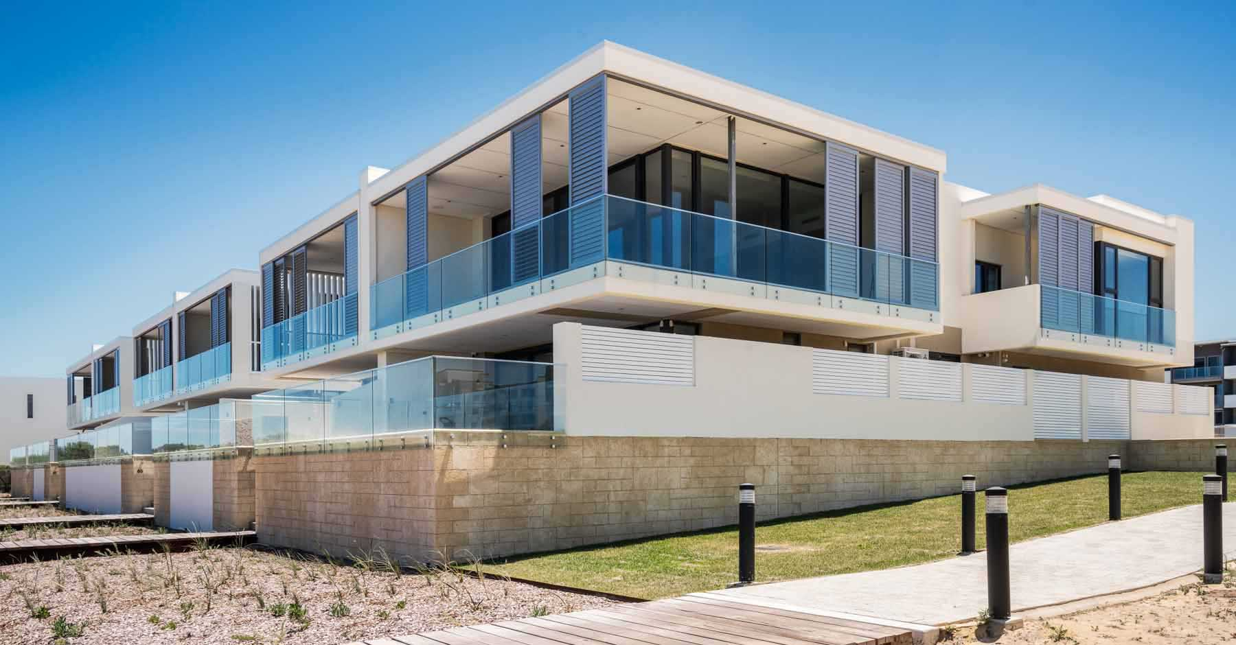 Coogee Beach Townhouse Project