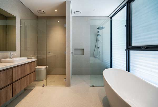 Toughened Glass For Shower Screens